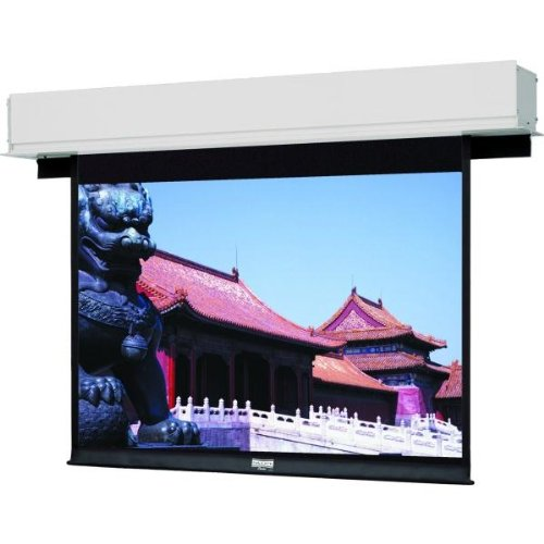 - Advantage Deluxe Electrol Front Electric Projection Screen Viewing Area: 52