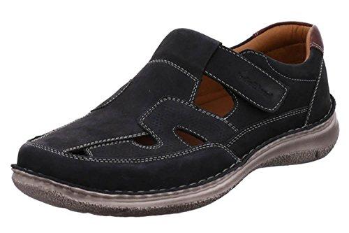 SEIBEL 4363521/530 530 - Sandalias de Vestir Para Hombre Azul