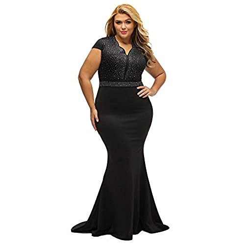Plus Size Formal Dresses Under 100 Amazon