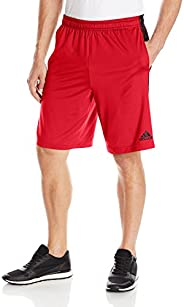 Adidas Men's Team Issue 3-Stripes Solid S
