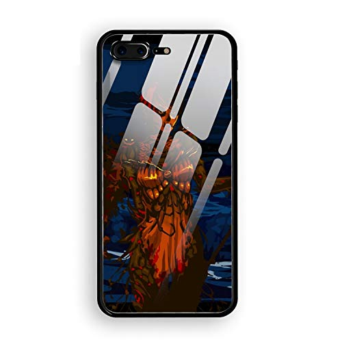 Halloween Guild Wars Luxury Printed iPhone 7/8 Plus Cover Full Body Protect Compatible for iPhone 7/8 Plus Case 5.5