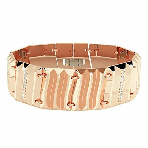 Bracelet Rebecca Sahara BSABRZ42 Bronze-Oxyde de Zirconium