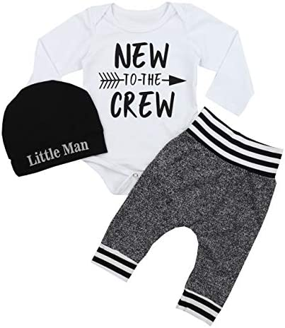 Newborn Clothes Letter Romper Outfits product image