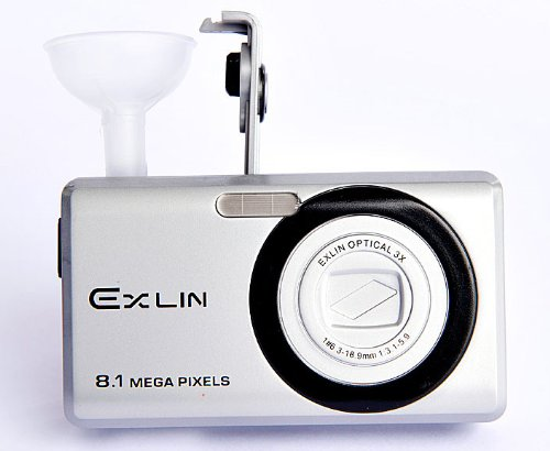 The most realist camera flask offered  Easily fits in your handbag  Each set comes with a filling funnel