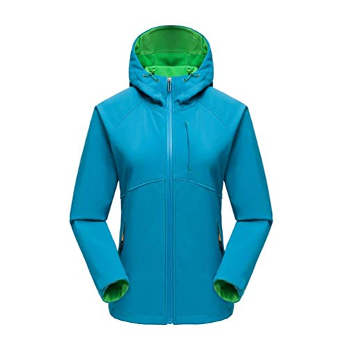 Voyage à Rose Unisexe Imperméable couleur femmes Randonnée Sport Camping Veste d'extérieur Alpinisme capuche Softshell Taille Zhrui femmes 3xl Rose vtzqTRwq