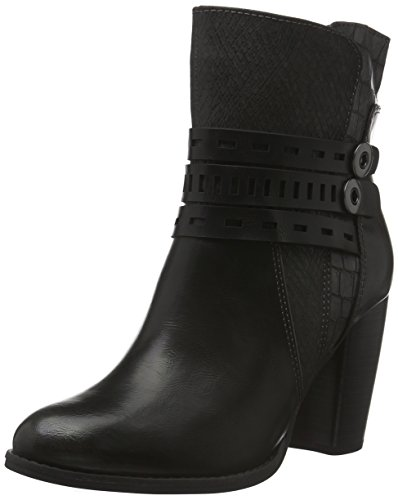 Marco Tozzi 25014, Botines para Mujer Gris (ANTHRACITE A.C 229)