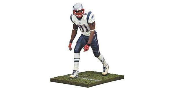 new styles 1d319 7232f Mcfarlane Toys New England Patriots Randy Moss Figurine, Toy ...