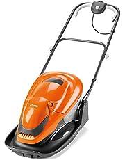 Flymo 970483362 Lichte elektrische grasmaaier met luchtkussenmaaier, 1700 W, oranje