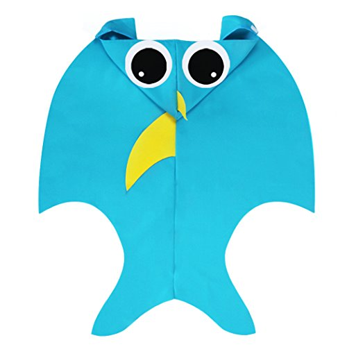 D.Q.Z Dolphin Costume for Toddler Kids with Hat-Boys Girls Sea Themed Party Supplies