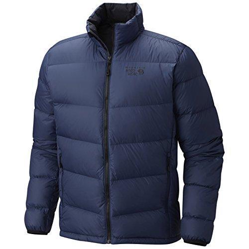 - Mountain Hardwear Men's Ratio Down Jacket, Zinc, XLarge