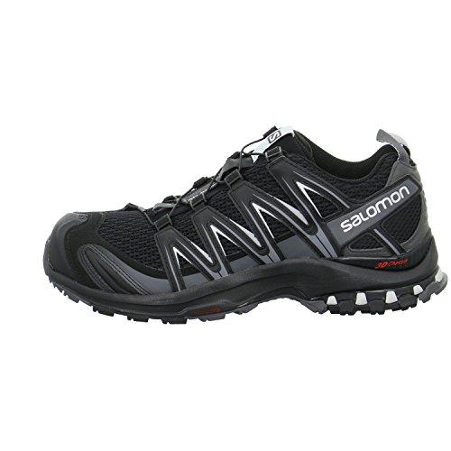 randonnée Salomon de gris foncé Homme 3D noir XA gris Chaussures Pro Sr4gFwrxqX