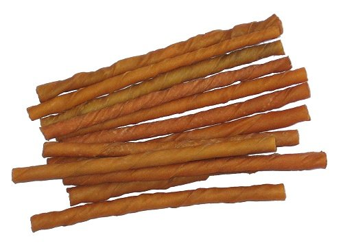 "5"" Pork Hide Twists - Pack of 50"