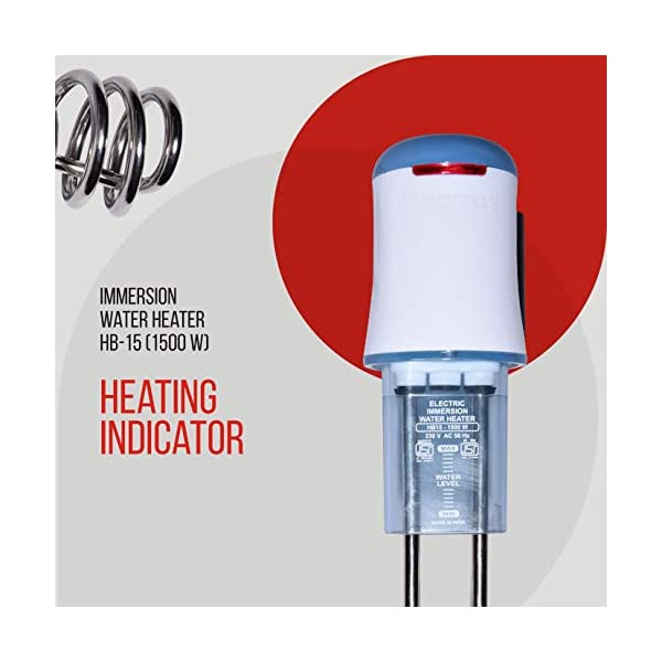 immersion rod water heater buying guide