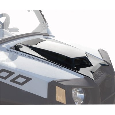 Maier Scooped Hood Black for Polaris RANGER RZR XP 900 2011-2014 - Maier Scooped Hood