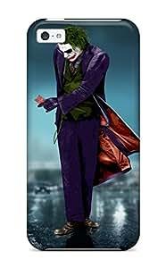 fenglinlinNannette J. Arroyo's Shop Tpu Shockproof/dirt-proof The Joker Cover Case For Iphone(5c) 9267490K98415892