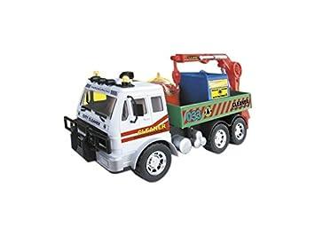Camión 1:14 Recogida Contenedores Reciclaje: Amazon.es ...