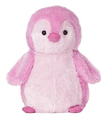 Aurora World Destination Nation Pink Penguin Plush, 12