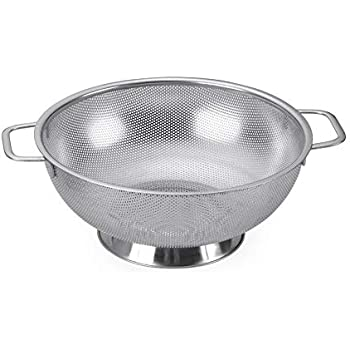 Amazon Com Top Radiance Colander Stainless Steel