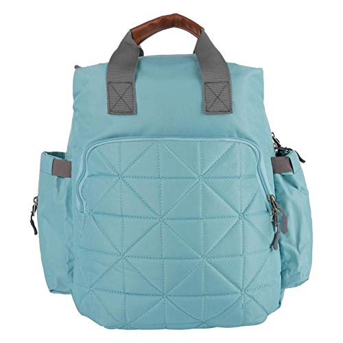 Diaper Bag with Changing mat Color Blue