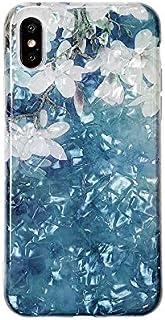 ERQINGT Etui pour Téléphone Portable Shell Littéraire Apple XS Max Mobile Shell pour Iphone6Splus / 7P / 8P Soft Shell X Femme