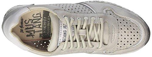 Mustang 1226-304 - Zapatillas Mujer Grau (22 hellgrau)