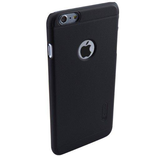 """Apple iPhone 6 Plus 5.5"""" Nillkin Hard Case Super Frosted Hülle Matt Schwarz"""