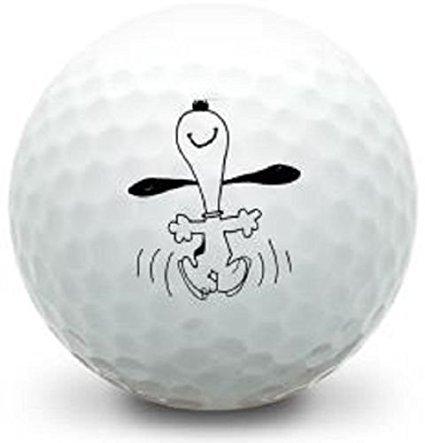 Callaway 3 Dozen Mix Mint AAAAA (Snoopy Happy Dance Logo) Used Golf Balls ()