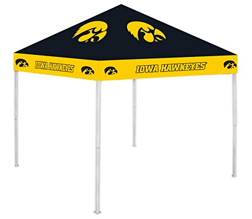 Rivalry NCAA Iowa Hawkeyes Canopy
