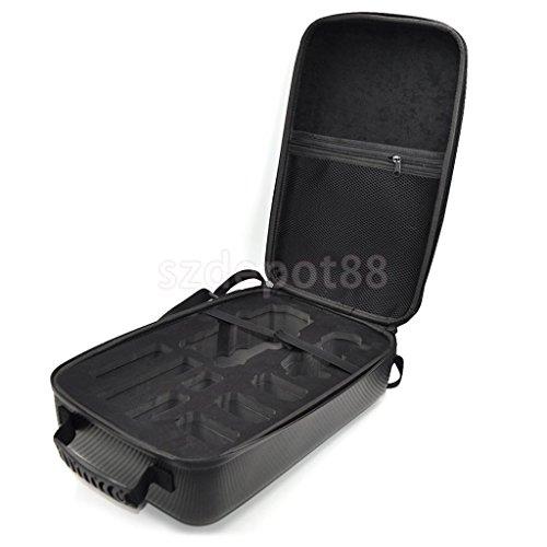 Durable Shoulder Bag Drone Body Battery Suitcase ABS Handbag Carry Backpack by uptogethertek
