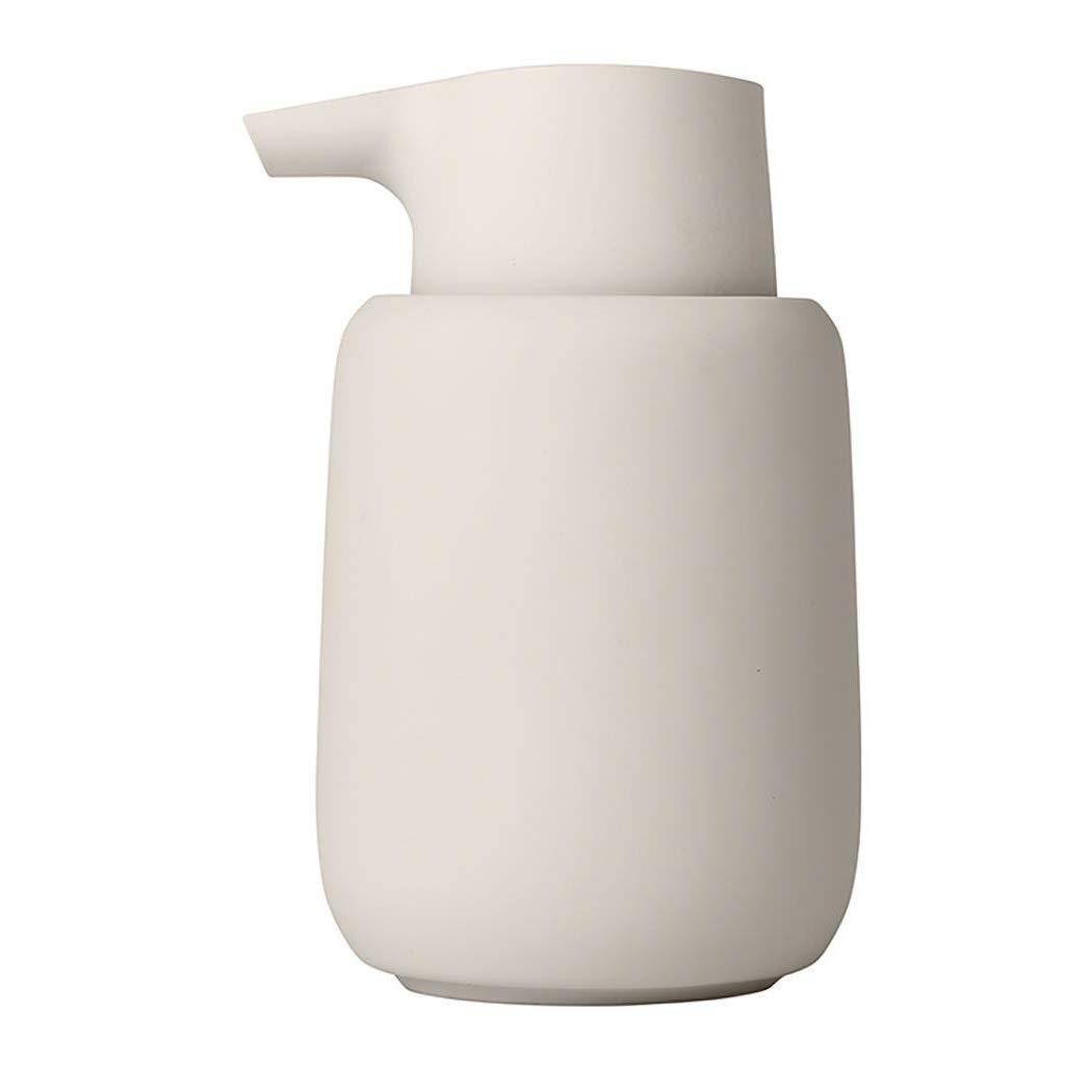 Blomus 69054 SONO Soap Dispenser (Color-Moonbeam Cream)