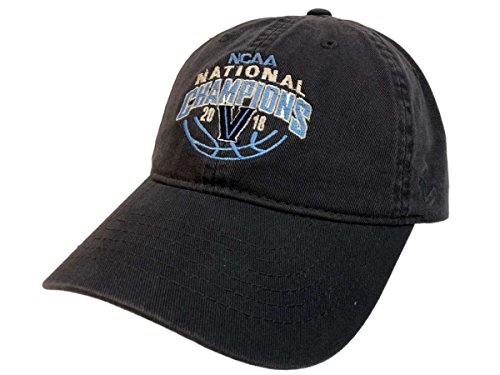 (ZHATS Villanova Wildcats 2018 NCAA Men's Basketball National Champions Adj. Relax Hat)
