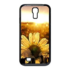 Sunflower The Unique Printing Art Custom Phone Case for SamSung Galaxy S4 I9500,diy cover case ygtg562192