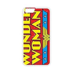 Wonder Woman Logo iPhone 6 4.7 Inch Cell Phone Case White NiceGift pjz0035086121