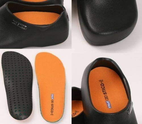 STICO] Slip Resistance Shoes for Chef and Nurse NEC-03 (US) M12-12.5 W13-13.5 by Stico (Image #2)