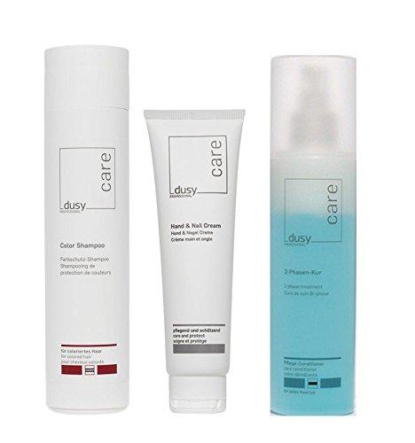 Dusy GeschenkSet - color shampoo+2-phasen-kur + hand creme
