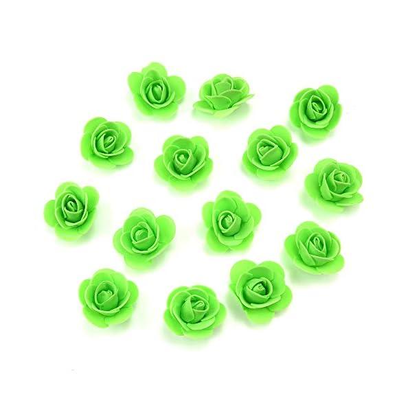 Mini-PE-Foam-Rose-Flower-Head-Artificial-Rose-Flowers-Handmade-DIY-Wedding-Home-Decoration-Festive-Party-Supplies