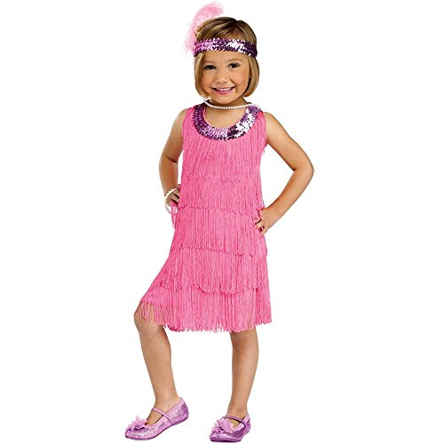 Fun World Costumes Flapper Toddler