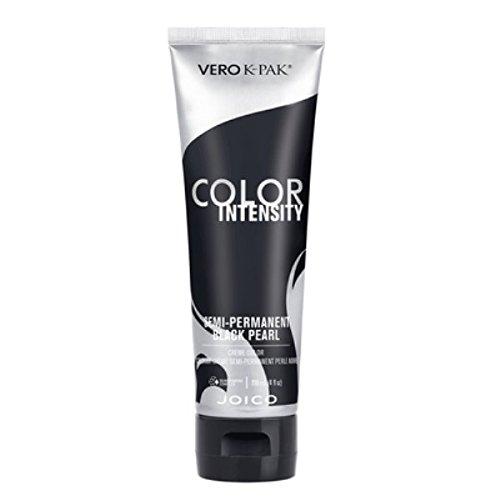 Joico Vero K-Pak Color Intensity Semi Permanent Hair Color - Black Pearl by...