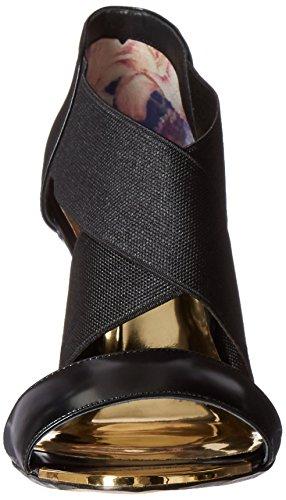 Ted Shoe Leniya Women''s Baker Lthr Af Black Dress Sandal Formal rBprqYx