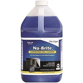 Nu-Calgon 4291-08 Nu-Brite, 1-Gallon