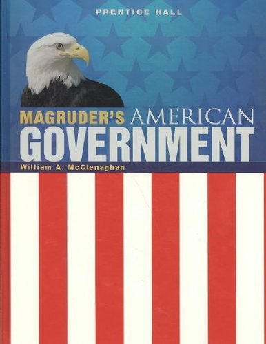 Magruder's 2009 American Government: Student Edition