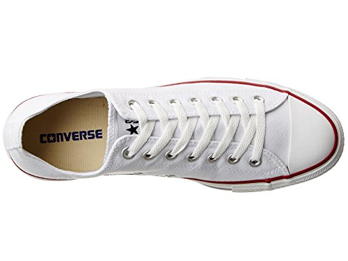 Converse Chuck Taylor All Star Ox Optical White(Size: 4.5 US Men's) - Image 2