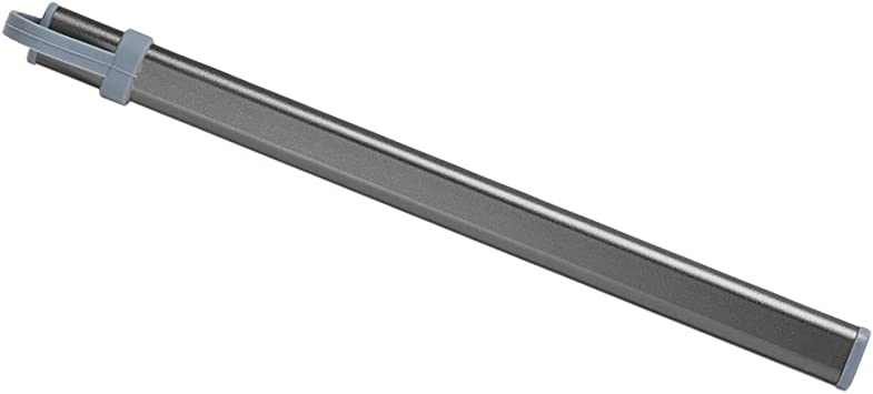 Lixada Cuberteria C/ámping Titanio Palillos Pajita Cepillo de Limpieza con Estuche de Tubo de Almacenamiento Aluminio