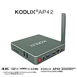 ▷ Kodlix AP42 vs Beelink Z83V: Reviews, Prices, Specs and Alternatives