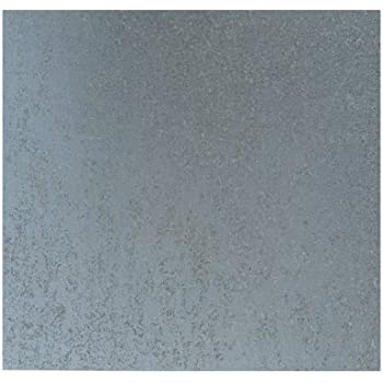 md building products 3feet by 3feet 28 ga galvanized steel sheet