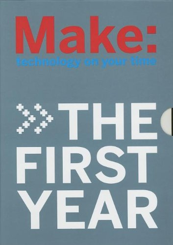 Make: The First Year (4 vol. set)