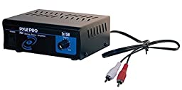 Pyle Home PCA1 30-Watt Stereo Mini Power Amplifier