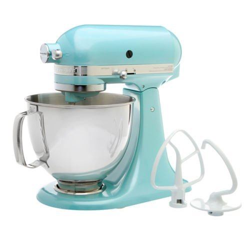 KitchenAid RRK150AZ 5 Qt. Artisan Series - Azure Blue (Certified Refurbished)