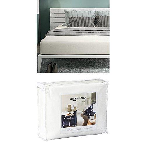 Signature Sleep Memoir 12 Inch Memory Foam Mattress With Certipur Us