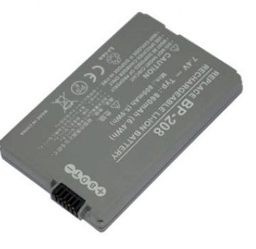 7.40V,850mAh,Li-ion,Replacement Camcorder Battery for CANON Elura100, FVM300, IXY DVS1, iVIS DC22, iVIS DC200, Optura S1, CANON DC, MVX Series, Compatible Part Numbers: BP-208, - Series Dc200